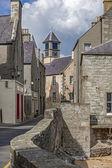 Old Lerwick, Shetland,Scotland-2 — Stock Photo