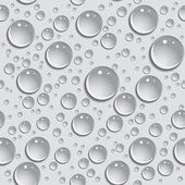 Bubbles backdrop — Stock Vector
