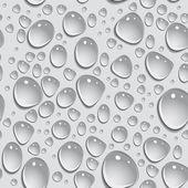 Telón de fondo las burbujas — Vector de stock