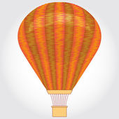 Aircraft balloon — Stockvektor