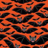 Vampire bats — Stock Vector