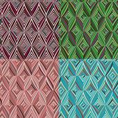 Modern stylish texture. — Stock Vector