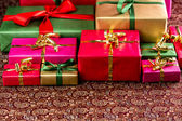 Plenty of Presents Ready to be Collected — Stock Photo
