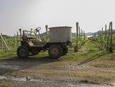 古いトラクター — ストック写真