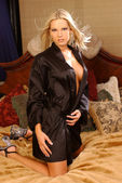 Tiffany Selby Playboy Playmate July 2007 — 图库照片