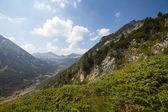 Peak Vihren, Pirin mountain, Bansko, Bulgaria, Eastern Europe — Stock Photo