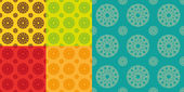 Seamless Pattern for a beautiful wallpaper — Wektor stockowy