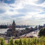 Hamburg Harbour — Stock Photo #49948903