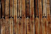 Trävägg konsistens och bakgrund — Stockfoto