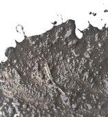 Wet mud — Stock Photo