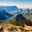 The Blyde River Canyon, South Africa — Stock Photo #49466593