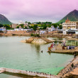 View of Pushkar and his ghats, Rajasthan, India — Stock Photo #50195745