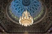 Meczet żyrandol — Zdjęcie stockowe