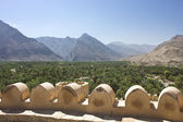 Nakhal Fort, Oman — Stock Photo