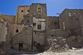 Ruined village in Oman — Stockfoto