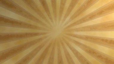 Loopable seamless retro background video - beige — Vidéo