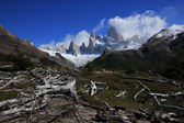 Fitz roy — Stock Photo