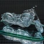 Motorbike model — Stock Photo #50254221