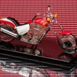 Motorbike model — Stock Photo #50254223