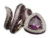 Luxury ring — Stock Photo