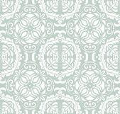 Damaškové bezešvé vzor. abstraktní pozadí — Stock vektor