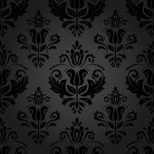 Damask Seamless Pattern. Abstract Background — Foto de Stock