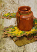 Autumn still-life — Foto Stock