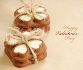 Little gift cookies — 图库照片