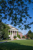 Hendricks Chapel in Syracuse University — Stock Photo