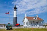 Tybee Island Lighthouse — Stock Photo