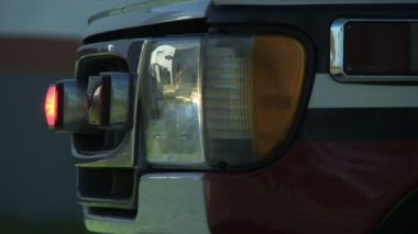 Ambulance Lights — Αρχείο Βίντεο