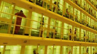 Prison — Стоковое видео