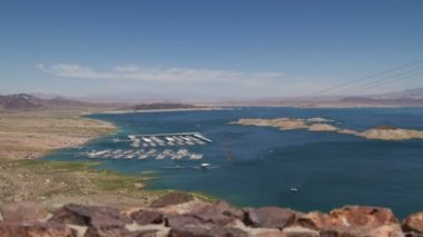 Lake Mead — Stock Video