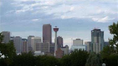 Calgary in Alberta — Stock Video
