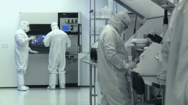 Clean Room — Stock Video