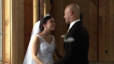 Wedding Petals — Stock Video