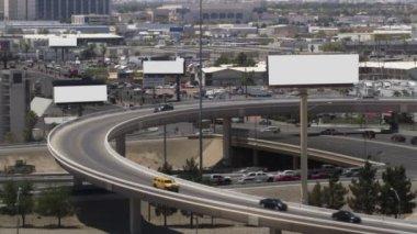 Nevada Traffic — Stock Video