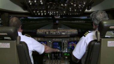 Jumbo Jet — Stock Video
