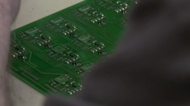 Circuit Board — Stockvideo