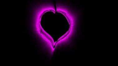 Heart light — Stock Video