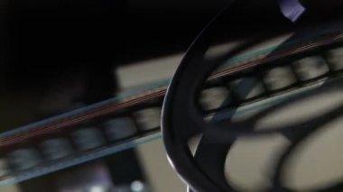 Filmrulle — Stockvideo