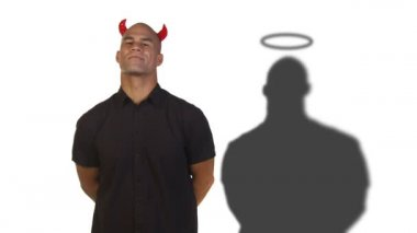 Devil Saint Man — Stock Video