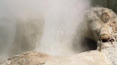 Grotto Geyser — Stock Video
