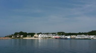 Mackinac Island — Stock Video