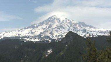 Mount Rainier — Stock Video