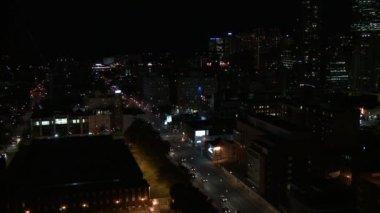 Toronto Night — Stock Video