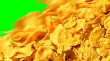 Corn Flakes — Stock Video
