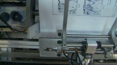 Book Printing — Stock Video