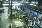 Aquarium Filtration System — Stock Photo