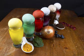 How to Make Natural Easter Egg Dyes — ストック写真